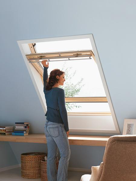 velux ggl sk06 3070 schwingfenster thermo verglasung. Black Bedroom Furniture Sets. Home Design Ideas