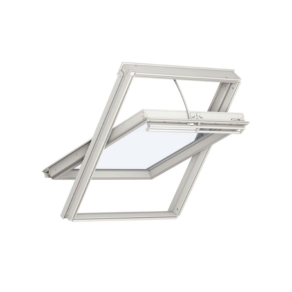 velux integra ggl fk06 306621 energy star verglasung elektrofenster holz natur elektrofenster. Black Bedroom Furniture Sets. Home Design Ideas