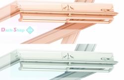 VELUX VES V21 Lüftungsklappe Griffleiste