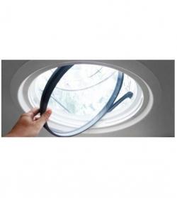 Wärmeschutzadapter Tageslichtspot 0K14